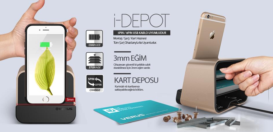 VRS Design i-depot