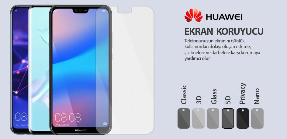Huawei Ekran Koruyucu
