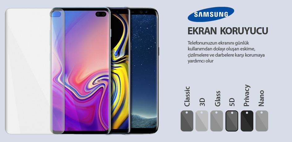 Galaxy Ekran Koruyucu